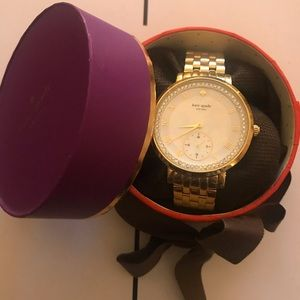 NEW! Kate Spade New York Monterey Watch - KSW1291